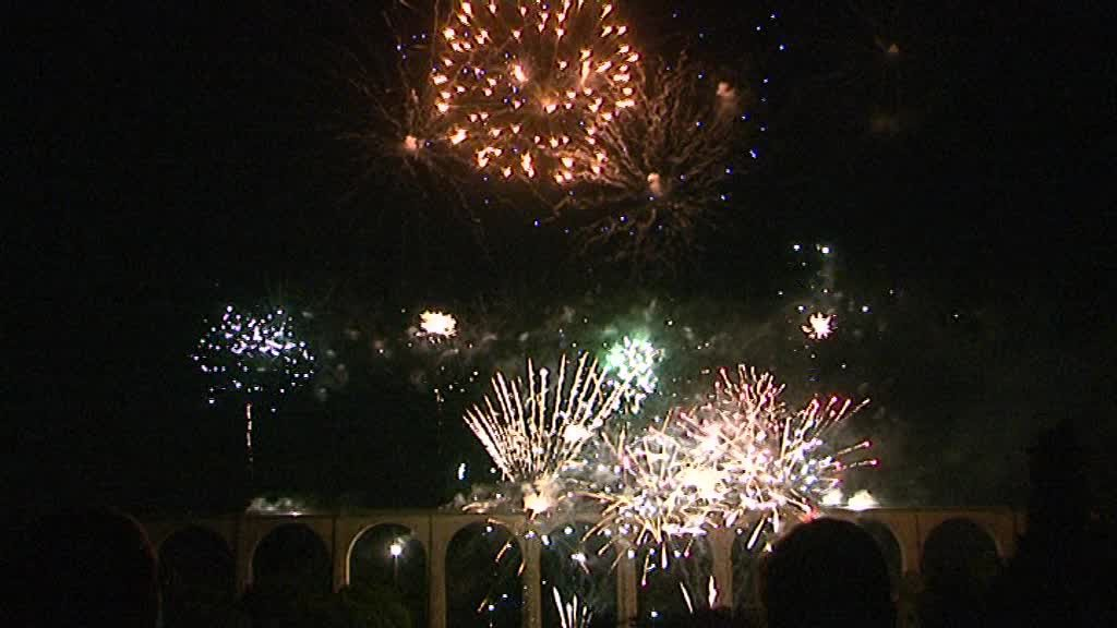 Come and see the Bastille Day Fireworks on the Viaduct!!